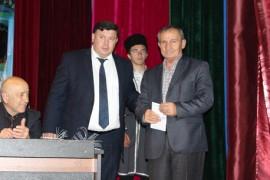 ЦРБ Хивского района исполнилось 80 лет
